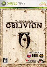 【中古】【表紙説明書なし】[Xbox360]The Elder Scrolls IV: Oblivion(ジ・エルダー・スクロールズ4 オブリビオン)(20070726)