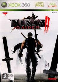 【中古】[Xbox360]NINJA GAIDEN 2(ニンジャガイデン2)(20080605)