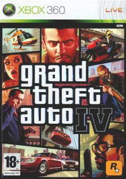 【最大ポイント10倍! 11月25日10時スタート!】【中古】[Xbox360]Grand theft auto IV(グランド・セフト・オート4/GTA4)(欧州版)(20080501)