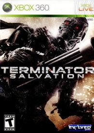 【中古】[Xbox360]TERMINATOR SALVATION(ターミネーター サルベーション)(北米版)(20090522)