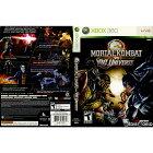 【中古】[Xbox360]Mortal Kombat vs. DC Universe(モータルコンバット VS. DCユニバース) 北米版(MX202-501W0X11)(20081116)