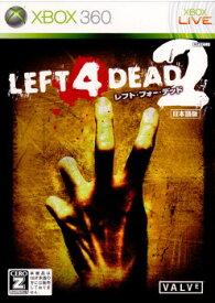 【中古】[Xbox360]レフト 4 デッド 2(Left 4 Dead 2)(20091119)