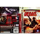 【中古】[Xbox360]Tom Clancy's Rainbow Six Vegas 2(トムクランシーズ レインボーシックス ベガス2) 北米版(20080318)