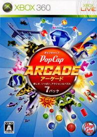 【中古】[Xbox360]Pop Cap ARCADE(ポップキャップ アーケード 楽しさ、いっぱい。アクション&パズル7パック)(20100603)