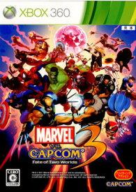 【中古】[Xbox360]マーヴル VS. カプコン 3 フェイト オブ トゥー ワールド(20110217)