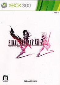 【中古】[Xbox360]ファイナルファンタジーXIII-2(FINAL FANTASY 13-2 / FF13-2)(20111215)