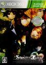 【中古】[Xbox360]STEINS;GATE(シュタインズゲート) Xbox360プラチナコレクション(W2D-00004)(20110616)