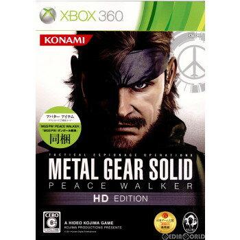 【中古】[Xbox360]メタルギアソリッド ピースウォーカー HDエディション 通常版(20111110)