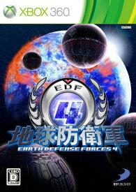 【中古】[Xbox360]地球防衛軍4 通常版(L2V-00001)(20130704)