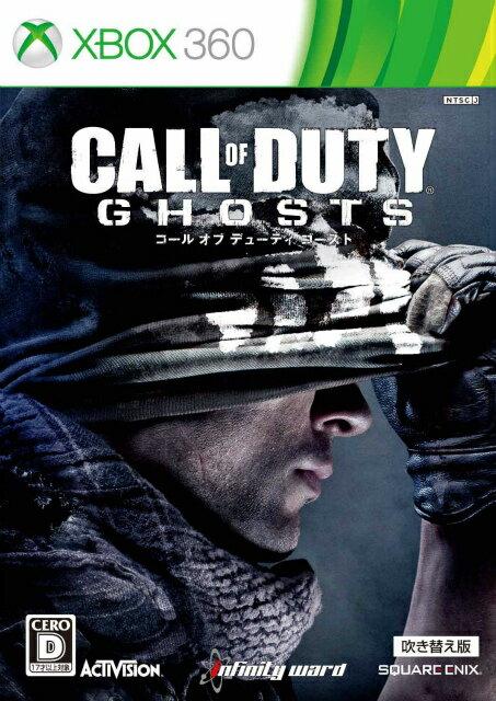 【中古】[Xbox360]コール オブ デューティ ゴースト Call of Duty: Ghosts(吹き替え版)(20131212)