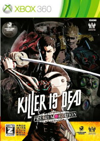 【中古】[Xbox360]KILLER is DEAD PREMIUM EDITION(キラーイズデッド プレミアムエディション)(20130801)