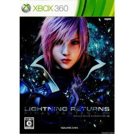 【中古】[Xbox360]ライトニング リターンズ ファイナルファンタジーXIII(Lightning Returns Final Fantasy 13)(20131121)