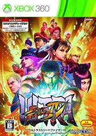 【中古】[Xbox360]ウルトラストリートファイターIV(ULTRA STREET FIGHTER 4) 通常版(20140807)
