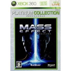 【中古】[Xbox360]MASS EFFECT(マスエフェクト) Xbox360プラチナコレクション(YWC-00002)(20100408)