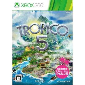 【中古】[Xbox360]TROPICO 5(トロピコ 5)(20150423)