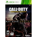 【中古】[Xbox360]Call of Duty Advanced Warfare DAY ZERO EDITION(海外版)(20141103)【RCP】
