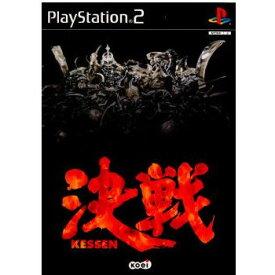 【中古】【表紙説明書なし】[PS2]決戦 KESSEN(20000304)