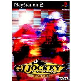 【中古】【表紙説明書なし】[PS2]ジーワンジョッキー2(G1JOCKEY2)(20001102)