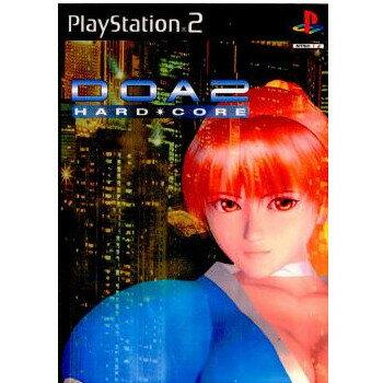 【中古】[PS2]DOA2 HARD・CORE(デッドオアアライブ2ハードコア)(20001214)