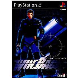 【中古】【表紙説明書なし】[PS2]WIN BACK(ウィンバック)(20001221)