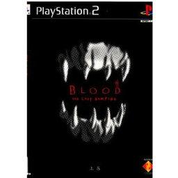 [中古][沒有封面說明書][PS2]BLOOD THE LAST VAMPIRE(buraddozarasutovampaia)(上卷)(20001221)