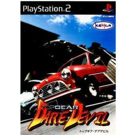 【中古】[PS2]トップギア・デアデビル(TOP GEAR DARE DEVIL)(20010118)