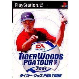 【中古】【表紙説明書なし】[PS2]Tiger Woods(タイガー・ウッズ) PGA Tour 2001(20010621)