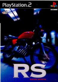 【中古】【表紙説明書なし】[PS2]RS 〜ライディング スピリッツ〜(20020725)