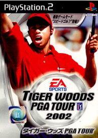 【中古】【表紙説明書なし】[PS2]TIGER WOODS PGA TOUR 2002(タイガー・ウッズ ピージーエーツアー2002)(20020718)