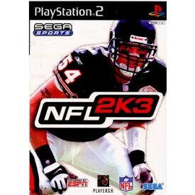 【中古】【表紙説明書なし】[PS2]NFL 2K3(20021226)