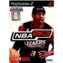 【中古】【表紙説明書なし】[PS2]NBA 2K3(20030320)