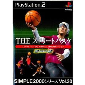 【中古】[PS2]SIMPLE2000シリーズ Vol.30 THE ストリートバスケ 3ON3(20030529)