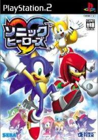【中古】【表紙説明書なし】[PS2]ソニック ヒーローズ(SONIC HEROES)(20031230)