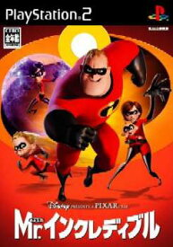 【中古】[PS2]Mr.インクレディブル(The Incredibles)(20041202)