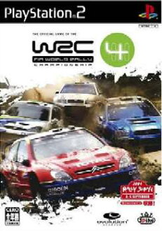 [PS2]WRC 4: FIA World Rally Championship(월드 랠리 챔피언 쉽)(20050407)