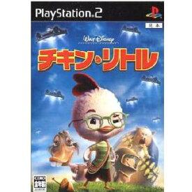 【中古】【表紙説明書なし】[PS2]チキン・リトル(Chicken Little)(20051215)
