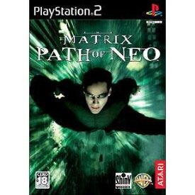 【中古】【表紙説明書なし】[PS2]THE MATRIX:PATH of NEO(マトリックス:パス・オブ・ネオ)(20051222)