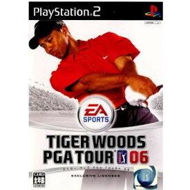 【中古】【表紙説明書なし】[PS2]TIGER WOODS(タイガー・ウッズ) PGA TOUR 06(20051222)
