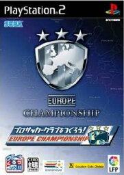 [中古]修補[PS2]職業足球高爾夫球桿!歐洲冠軍(EUROPE CHAMPIONSHIP)(20060329))