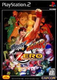 【中古】[PS2]ストリートファイターZERO ファイターズジェネレーション(STREET FIGHTER ZERO Fighter's Generation)(20060525)