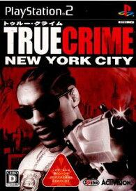 【中古】【表紙説明書なし】[PS2]True Crime: New York City(トゥルー・クライム 〜ニューヨークシティ〜)(20060727)