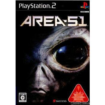 【中古】[PS2]AREA-51(エリア51)(20061109)
