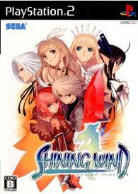 【中古】【表紙説明書なし】[PS2]シャイニング・ウィンド(SHINING WIND)(20070517)