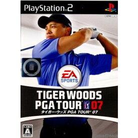 【中古】[PS2]Tiger Woods PGA TOUR 07(タイガー・ウッズ PGAツアー07)(20070315)