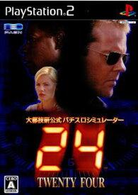 【中古】【表紙説明書なし】[PS2]大都技研公式パチスロシミュレーター 『24 -TWENTY FOUR-』(トゥエンティフォー)(20081009)
