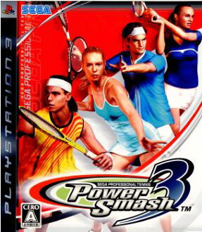 [PS3]Power Smash 3(功率扣殺3)(20070308))