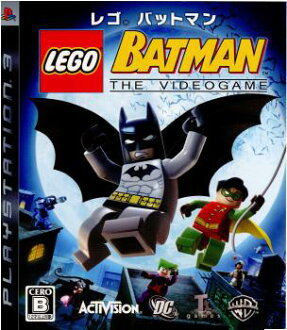 [PS3]LEGO□레고 배트맨 THE VIDEO GAME(20081218)