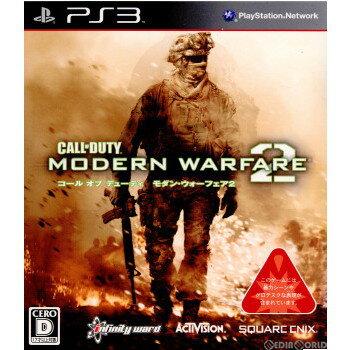 【中古】[PS3]コール オブ デューティ モダン・ウォーフェア2 (Call of Duty Modern Warfare 2)(BLJM-60191)(20091210)