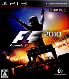 【中古】[PS3]F1 2010(Formula 1 2010)(20101007)