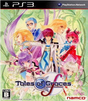 【中古】[PS3]テイルズ オブ グレイセス エフ(Tailes of Graces f)(20101202)